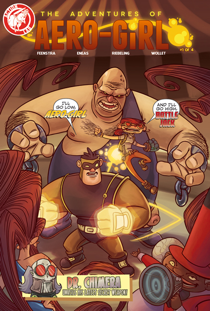 Is it Good? The Adventures of Aero-Girl #1 Review