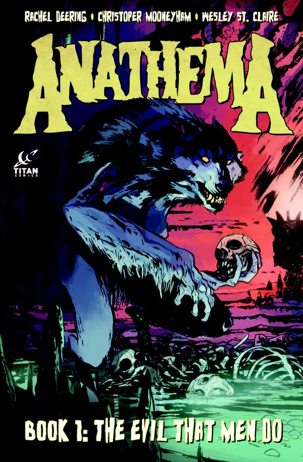 Is It Good? Anathema Vol. 1: The Evil That Men Do Review