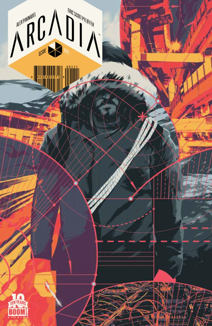 Is It Good? Arcadia #1 Review