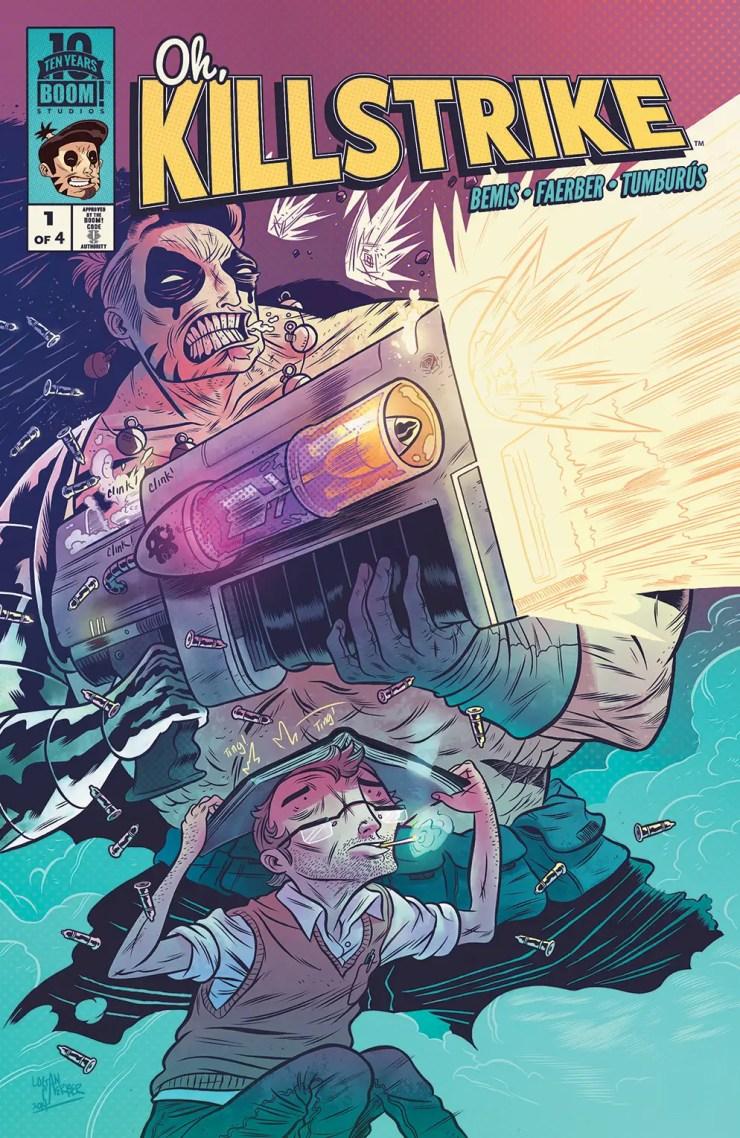Is It Good? Oh, Killstrike #1 Review