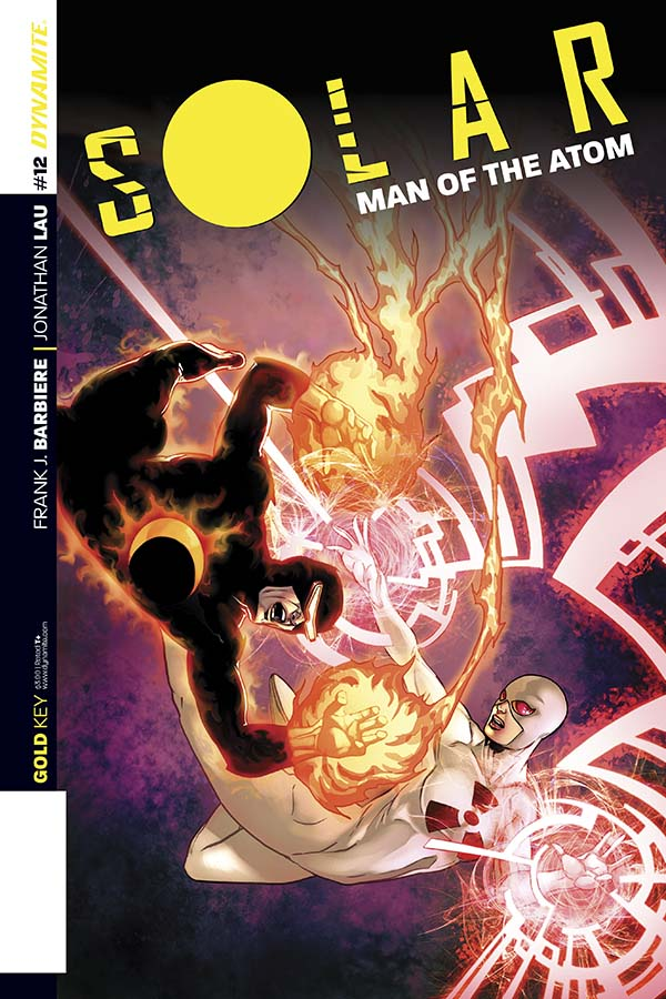 Is It Good? Solar: Man of the Atom #12 Review