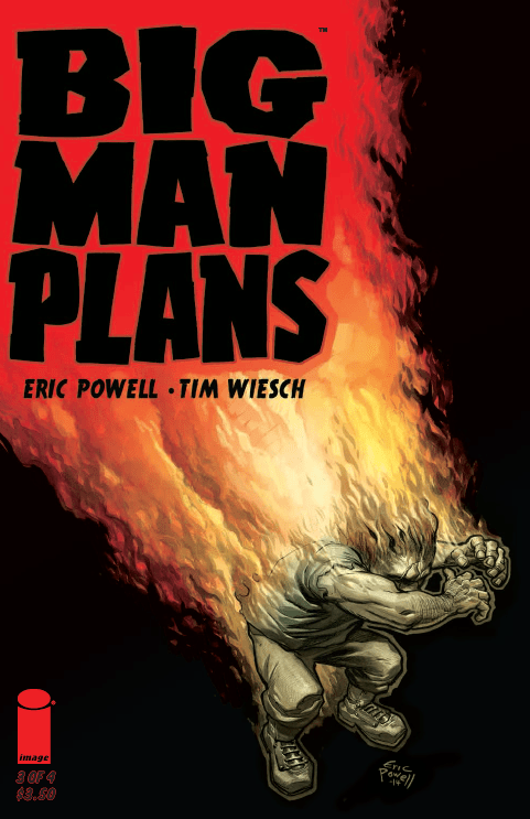 Is It Good? Big Man Plans #3 Review