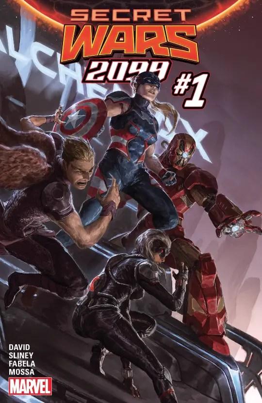 Is It Good? Secret Wars 2099 #1 Review