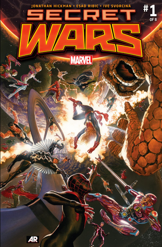 The summer comic book event has become the big tentpole picture of comic books. We're all anticipating what it has to offer and how it might change things for our characters. There have been plenty of previews and tidbits thrown at us for the last few months, but it's finally here. Is it good?