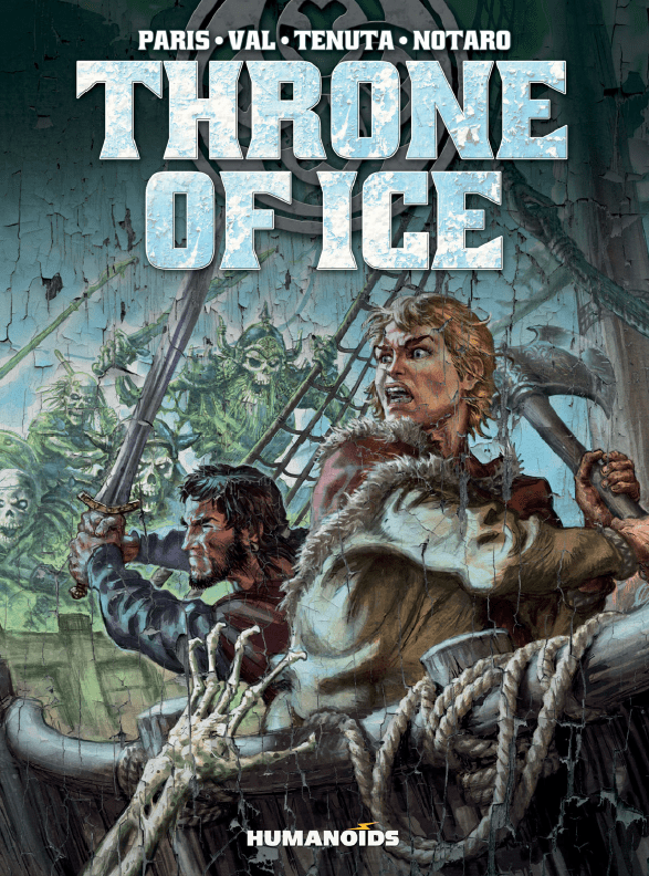Indie Comic Corner: Throne of Ice Review