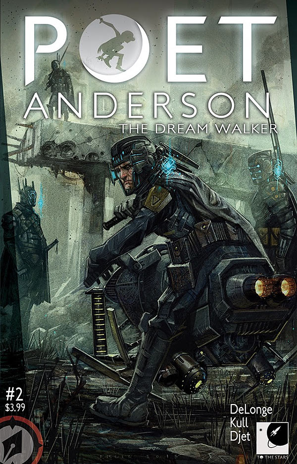 Is It Good? Poet Anderson: The Dream Walker #2 Review