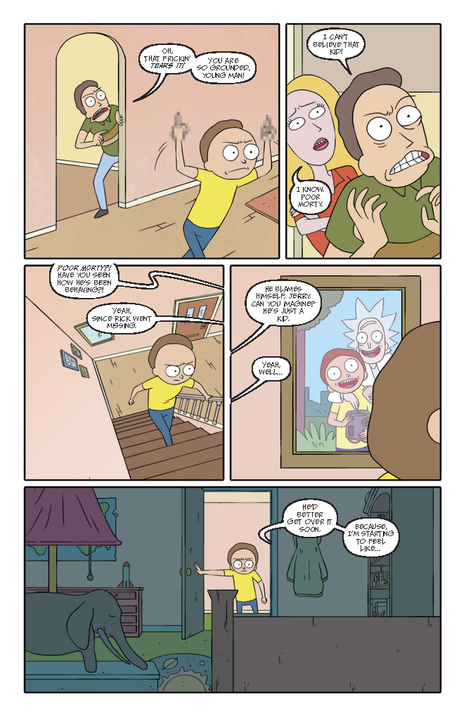 Is It Good? Rick and Morty #3 Review