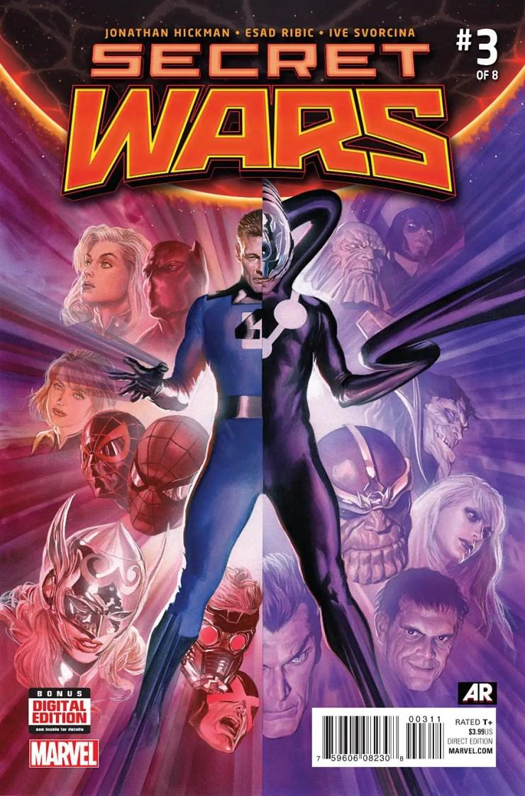 Is It Good? Secret Wars #3 Review