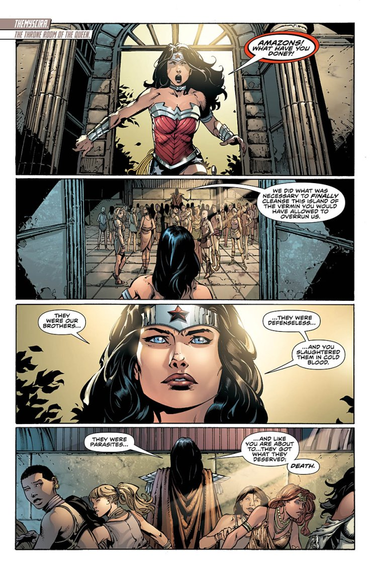 Is It Good? Wonder Woman Annual #1 Review