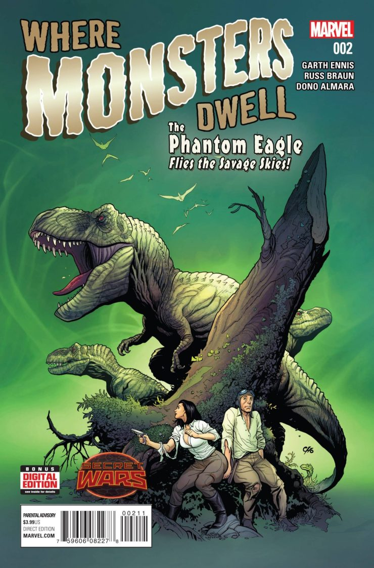 Is It Good? Where Monsters Dwell #2 Review