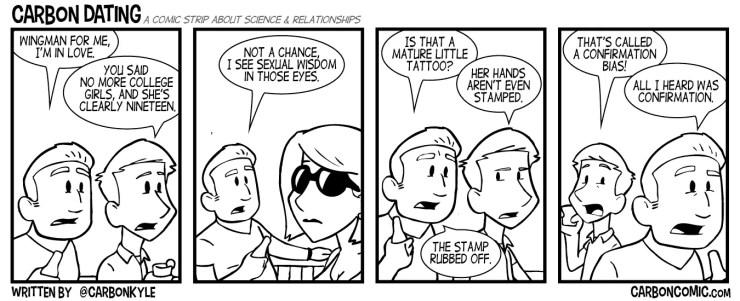 """Science Cartoonist Series: """"Carbon"""" Kyle Sanders"""