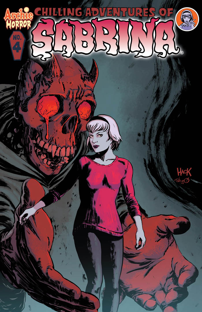 Is It Good? Chilling Adventures of Sabrina #4 Review