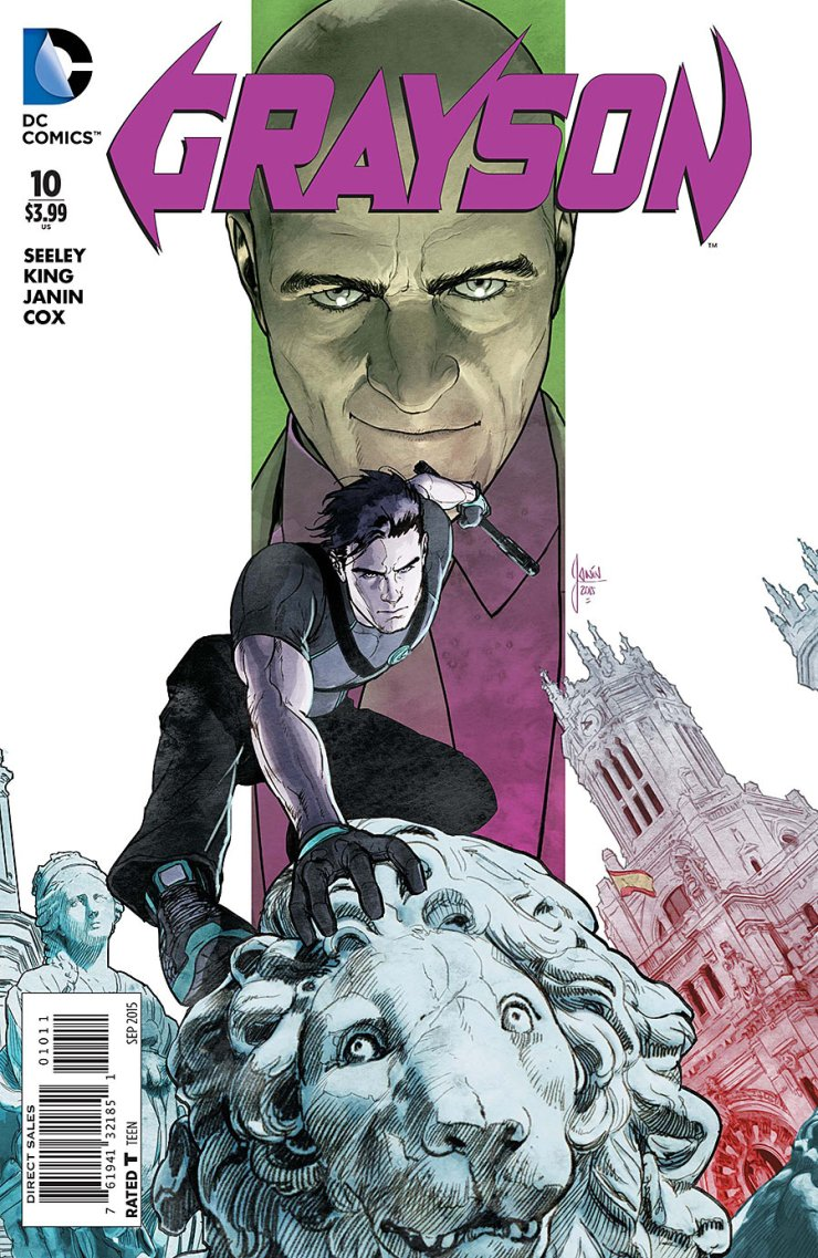 Is It Good? Grayson #10 Review