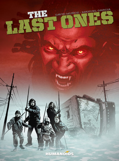 Due to an unknown catalyst, the world has grown cold and the sun blotted out. Now, years later, vampires openly roam the darkened world while the last remaining humans are forced to scavenge to survive. Humanoid presents the hardcover of this 28 Days-esque novel: The Last Ones. Is it good?