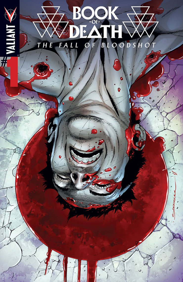 Is It Good? Book of Death: The Fall of Bloodshot #1 Review