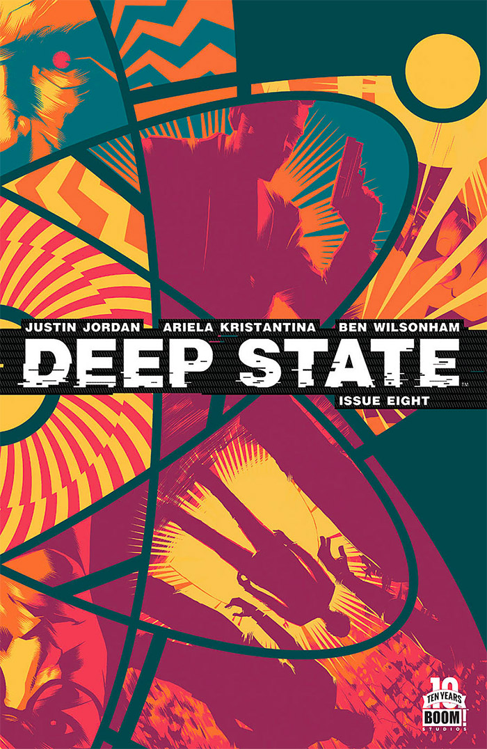 Is It Good? Deep State #8 Review