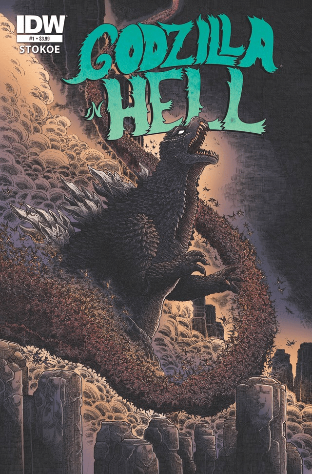 Is It Good? Godzilla in Hell #1 Review