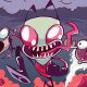 Recently, I revisited the original Invader Zim animated series.