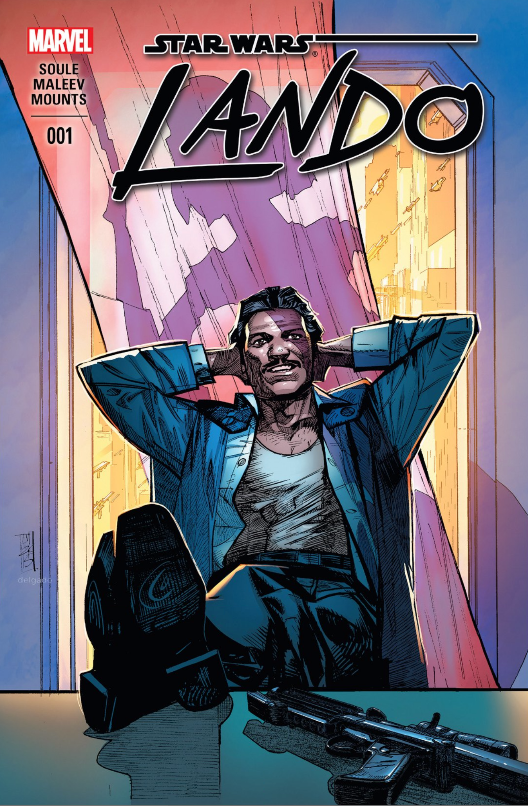 Is It Good? Star Wars: Lando #1 Review