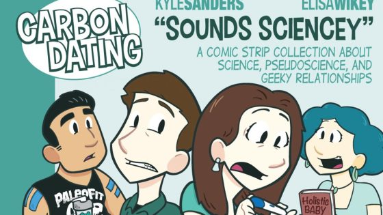 Believe it or not, in the time before xkcd and Saturday Morning Breakfast Cereal, there were people who thought you couldn't make comics about science. That the subject matter was too dry to find an audience.
