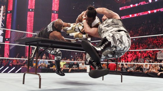 WWE Monday Night Raw Review: August 25, 2015