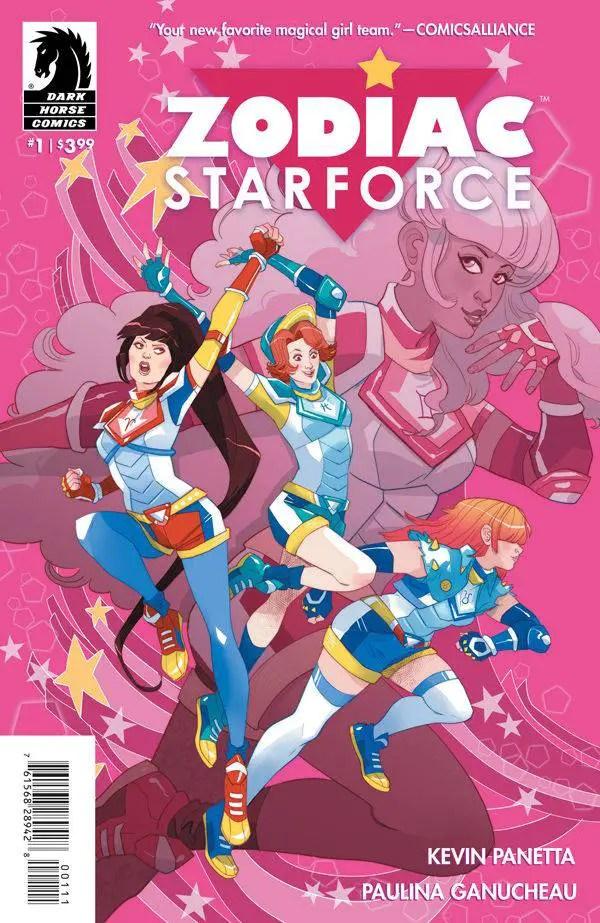 Is It Good? Zodiac Starforce #1 Review
