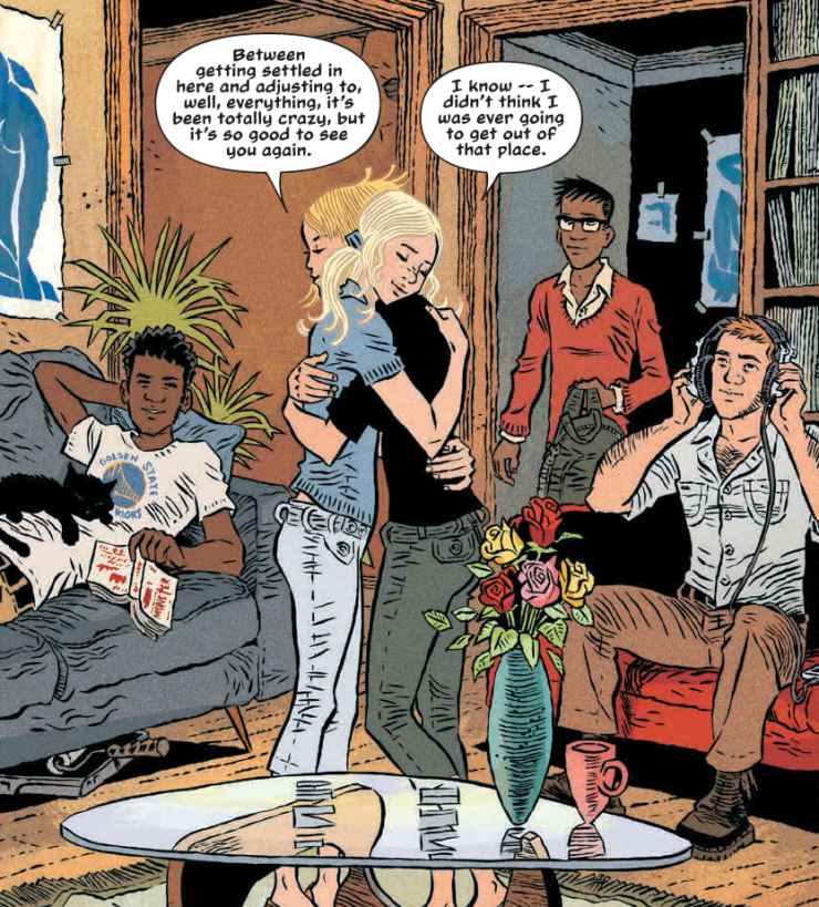 Is It Good? They're Not Like Us #7 Review