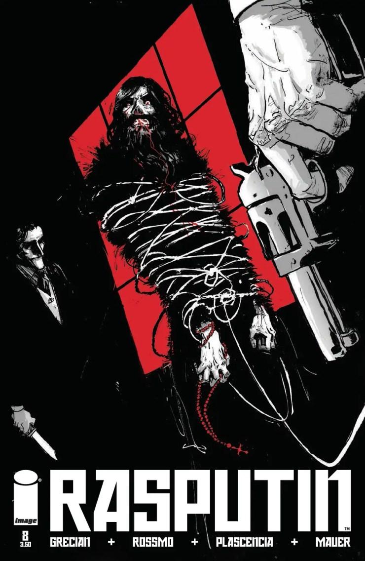 Is It Good? Rasputin #8 Review