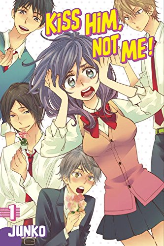 Kiss Him, Not Me 1 Review