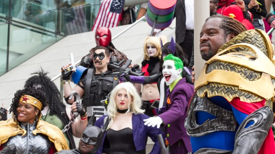 AiPT!'s own contributor John Trent was at this year's Baltimore Comic Con, and thanks to Kate Todd Photography was able to grab some great photos of some of the best cosplay at the event. Take a look: