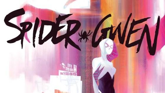Marvel Comics Preview: Spider-Gwen #1