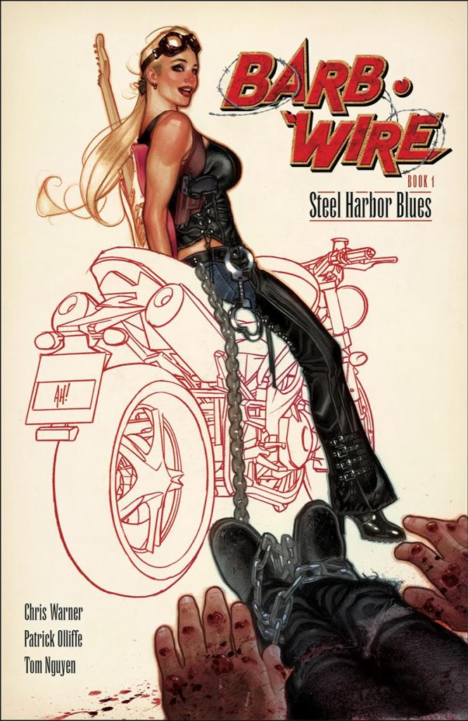 barb-wire-steel-harbor-blues-cover