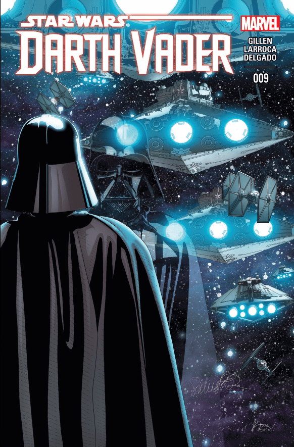 I wasn't too happy with the last issue of Darth Vader, but I'm always willing to stick around to see if things turn around. Do they in this issue, and is it good?