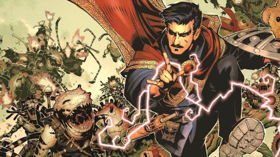 Marvel Comics Preview:  Doctor Strange #1