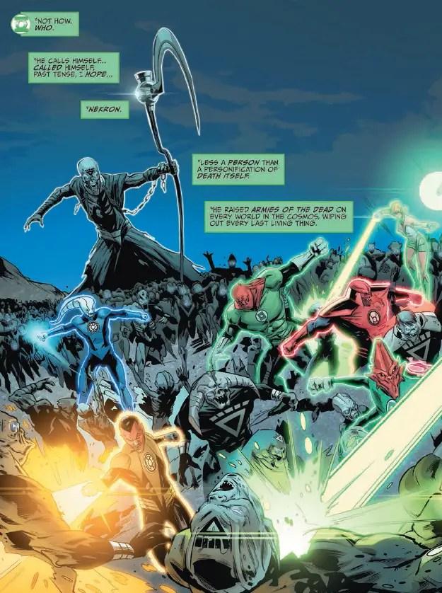 Is It Good? Star Trek/Green Lantern: The Spectrum War #3 Review