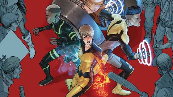 Marvel Preview: All-New Inhumans #1