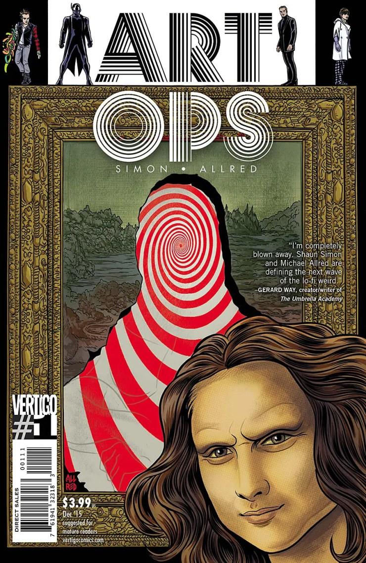 Art Ops #1 Review