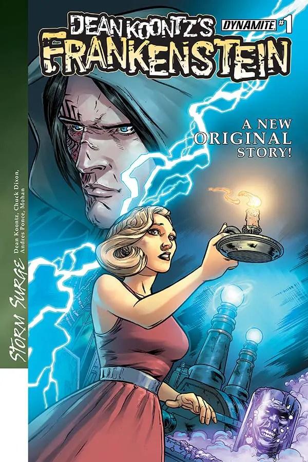 Dean Koontz's Frankenstein: Storm Surge #1 Review