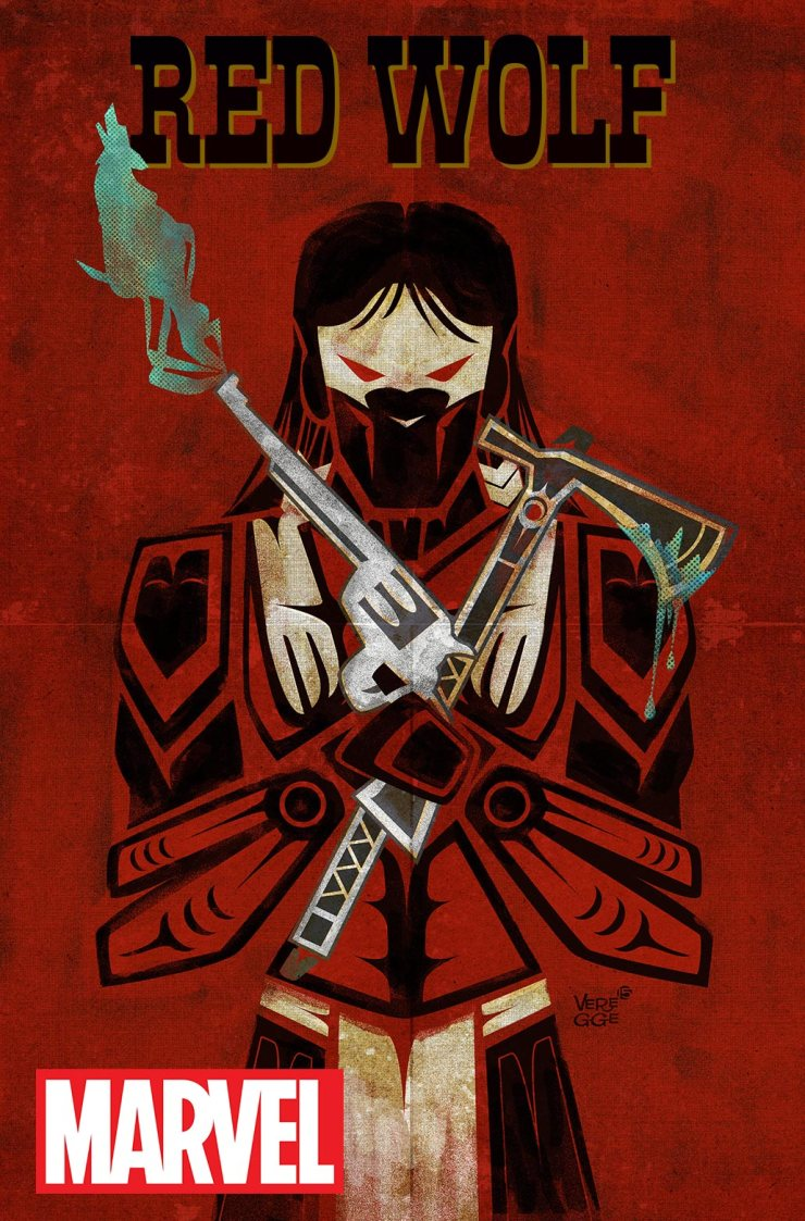 Marvel Preview: Red Wolf #1