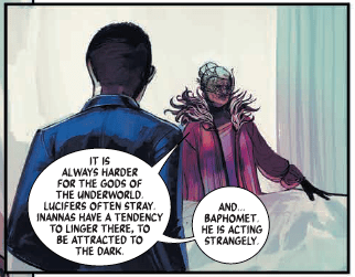 Is It Good? The Wicked + The Divine #15 Review