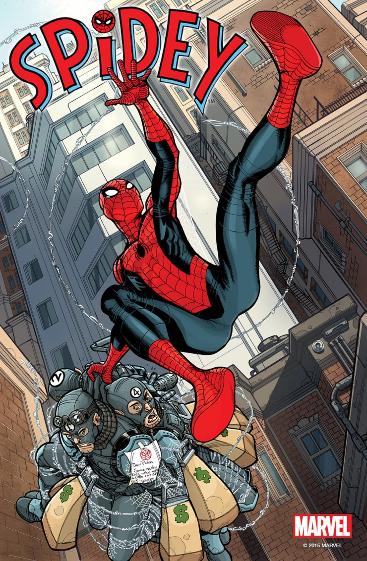 Marvel Preview: Spidey #1