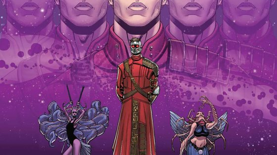 New York, NY—October 26th, 2015 — The child of a doomed romance between a Human and a Spartax. The man who would become the leader of the Guardians of the Galaxy. Before there was the Star-Lord, there was Peter Quill, and his story will finally be told this November in STAR-LORD #1 – the brand new ongoing series from blockbuster writer Sam Humphries (Guardians of the Galaxy & X-Men: The Black Vortex) and artist Javier Garron (Inferno, Cyclops)! After that tragic day his mother was taken from him but before his spacefaring adventures, Peter was…an astronaut?! Or at least, he wanted to be. His mission: get revenge for the death of his mother! But as NASA's biggest burn-out, it looked like the once and future Star-Lord would remain eternally grounded on Earth. But with a burning desire for vengeance and expert knowledge of spaceships – nothing will stop him from reaching the stars. This November, witness the origin of Marvel's scoundrel of the spaceways in the can't miss STAR-LORD #1!