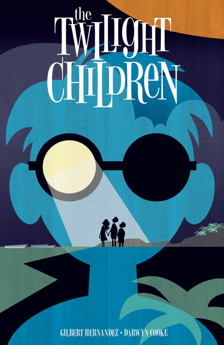 The Twilight Children #1 Review