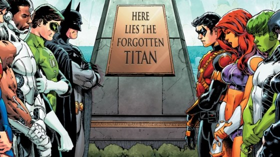 Titans Hunt is the final book that is spinning out of DC's Convergence event, joining Telos, which was pretty average and Superman: Lois & Clark, which was better but had problems of its own. Will this be the true standout of the three new books? Is it good?