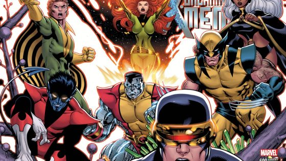 New York, NY—October 1st, 2015 — Before Secret Wars ends and the All-New, All-Different Marvel Universe begins, cap off Brian Michael Bendis' epic X-Men run with a bang! Today, Marvel is pleased to present all the covers to October's oversized UNCANNY X-MEN #600 – brought to you by some of the industry's most iconic artists!