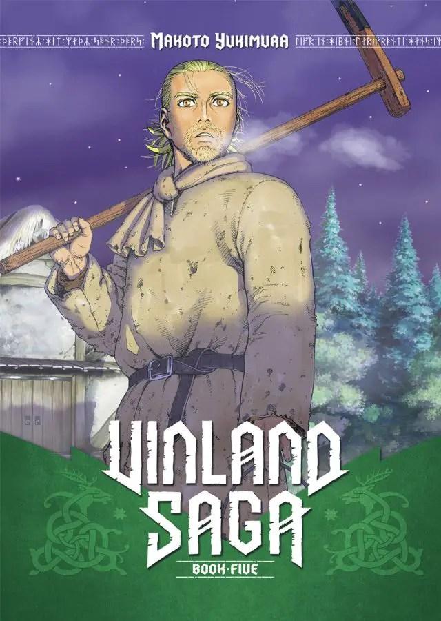 Vinland Saga Book 5 Review
