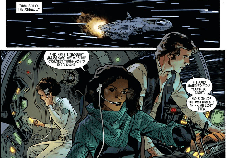 Star Wars #10 Review