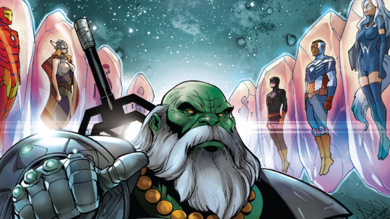 Even though Secret Wars hasn't quite reached its conclusion, Marvel is going ahead and releasing a bunch of brand new number ones that take place after the event.  Contest of Champions from Al Ewing being one of them.  Is it good?