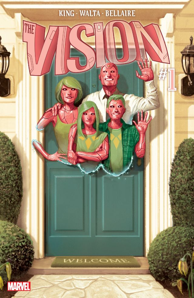Vision #1 Review