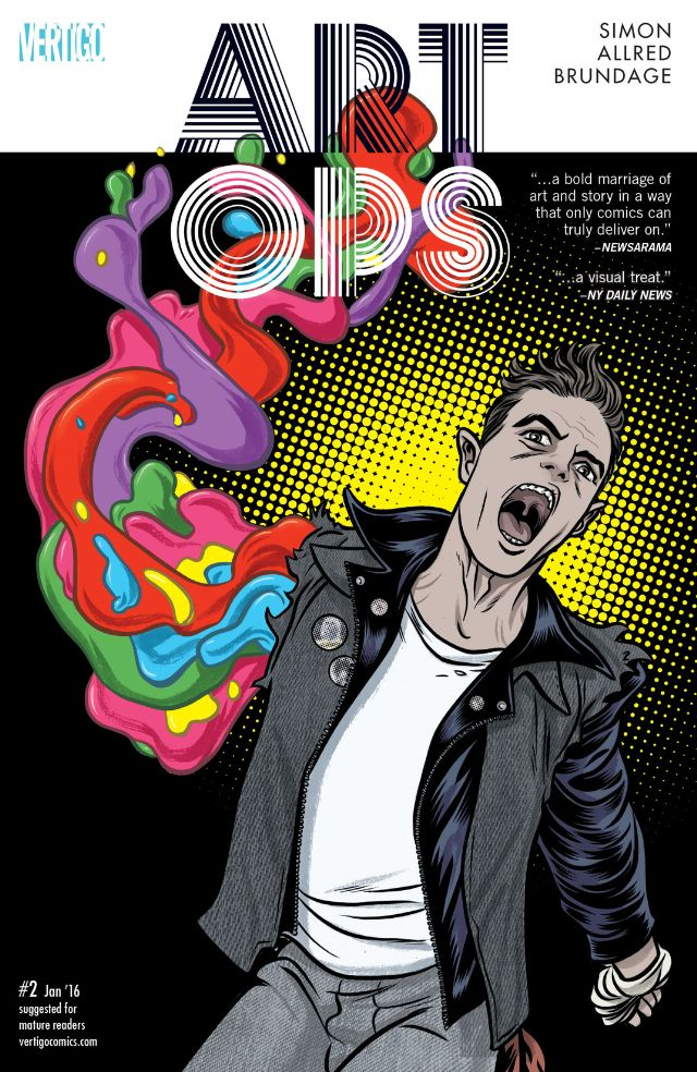Art Ops #2 Review